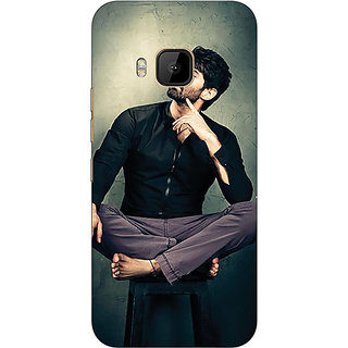 1 Crazy Designer Bollywood Superstar Aditya Roy Kapoor Back Cover Case For HTC M9 C540940