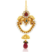 Sukkhi Sparkling Gold Plated Passa For Women
