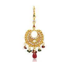 Sukkhi Ethnic Gold Plated Passa For Women