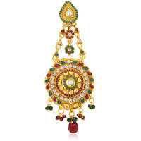 Sukkhi Glorious Gold Plated Passa For Women