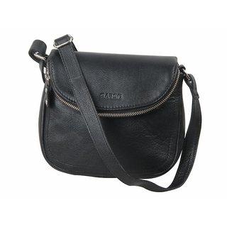 regular leather bag