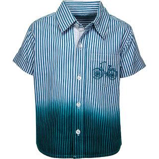 Dip Dyed Shirt-4-5y
