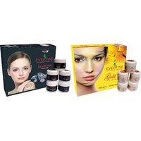 Everfine Diamond  Gold Facial Kits (Combo)