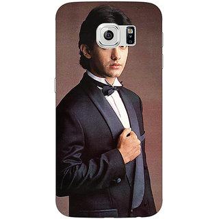 1 Crazy Designer Bollywood Superstar Aamir Khan Back Cover Case For Samsung S6 Edge C600936