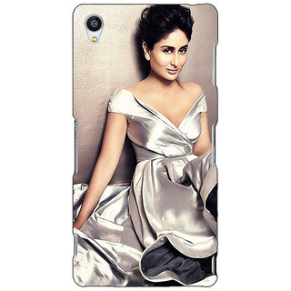 1 Crazy Designer Bollywood Superstar Kareena Kapoor Back Cover Case For Sony Xperia M4 C611007