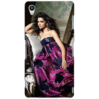 1 Crazy Designer Bollywood Superstar Deepika Padukone Back Cover Case For Sony Xperia M4 C611037