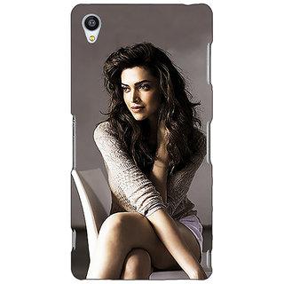 1 Crazy Designer Bollywood Superstar Deepika Padukone Back Cover Case For Sony Xperia M4 C611038