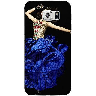 1 Crazy Designer Bollywood Superstar Deepika Padukone Back Cover Case For Samsung S6 Edge C600967