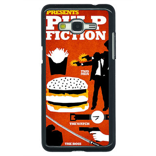 1 Crazy Designer Pulp Fiction Back Cover Case For Samsung Galaxy J5 C630355