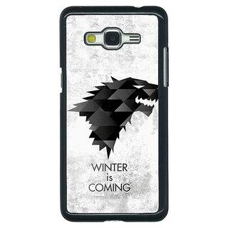 1 Crazy Designer Game Of Thrones GOT House Stark  Back Cover Case For Samsung Galaxy J5 C630130