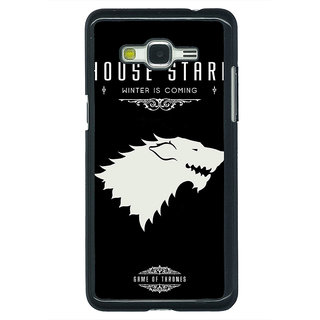 1 Crazy Designer Game Of Thrones GOT House Stark  Back Cover Case For Samsung Galaxy J5 C630132