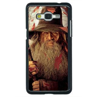 1 Crazy Designer LOTR Hobbit Gandalf Back Cover Case For Samsung Galaxy J5 C630360