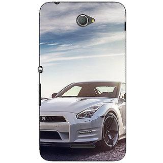 1 Crazy Designer Super Car Mustang Back Cover Case For Sony Xperia E4 C620648