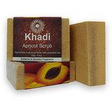 Khadi Soap Apricot Scrub ( Pack Of 3 )