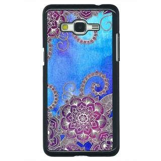 1 Crazy Designer Girly Floral Pattern Back Cover Case For Samsung Galaxy J5 C630208
