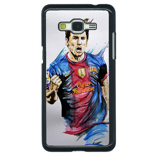 1 Crazy Designer Barcelona Messi Back Cover Case For Samsung Galaxy J5 C630526