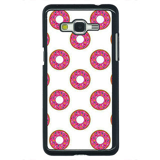 1 Crazy Designer Donut Pattern Back Cover Case For Samsung Galaxy J5 C631384