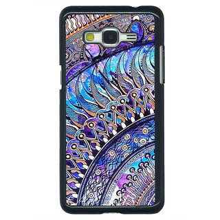 1 Crazy Designer Paisley Beautiful Peacock Back Cover Case For Samsung Galaxy J5 C631587