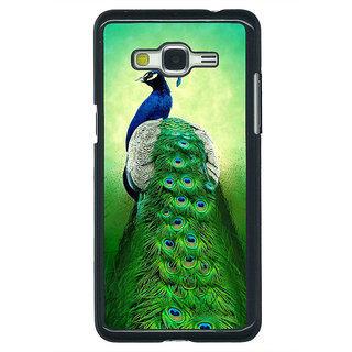 1 Crazy Designer Paisley Beautiful Peacock Back Cover Case For Samsung Galaxy J5 C631599