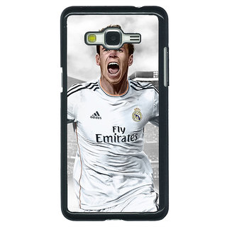 1 Crazy Designer Real Madrid Bale Back Cover Case For Samsung Galaxy J5 C630583