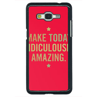 1 Crazy Designer Quotes Beautiful Back Cover Case For Samsung Galaxy J5 C631191