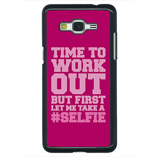 1 Crazy Designer Selfie Quote Back Cover Case For Samsung Galaxy J5 C631498