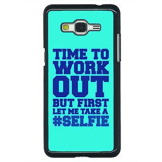 1 Crazy Designer Selfie Quote Back Cover Case For Samsung Galaxy J5 C631500