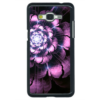 1 Crazy Designer Abstract Flower Pattern Back Cover Case For Samsung Galaxy J5 C631502