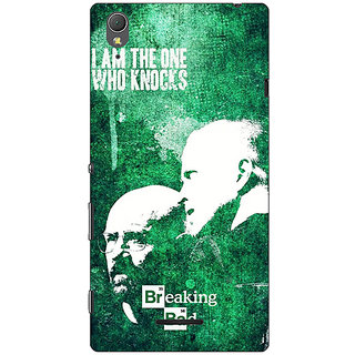 1 Crazy Designer Breaking Bad Heisenberg Back Cover Case For Sony Xperia T3 C640423