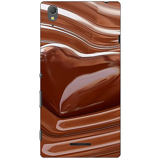 1 Crazy Designer Infinity Love  Back Cover Case For Sony Xperia T3 C640728