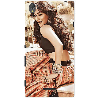 1 Crazy Designer Bollywood Superstar Chitrangada Singh Back Cover Case For Sony Xperia T3 C641035