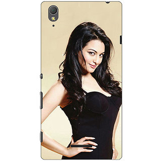 1 Crazy Designer Bollywood Superstar Sonakshi Sinha Back Cover Case For Sony Xperia T3 C641068