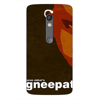 1 Crazy Designer Bollywood Superstar Agneepath Back Cover Case For Moto X Play C661092