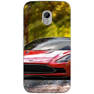 1 Crazy Designer Super Car Aston Martin Back Cover Case For Moto G3 C670612