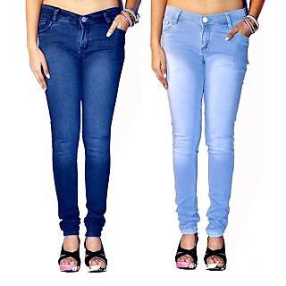 Buy Jain Store Girls jeans In combo Pack........ Online - Get 33% Off