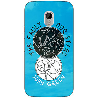 1 Crazy Designer TFIOS World  Back Cover Case For Moto G3 C670114