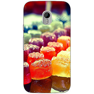1 Crazy Designer Gummy Bears Back Cover Case For Moto G3 C670694