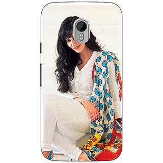 1 Crazy Designer Bollywood Superstar Chitrangada Singh Back Cover Case For Moto G3 C671042