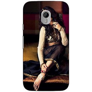 1 Crazy Designer Bollywood Superstar Nargis Fakhri Back Cover Case For Moto G3 C671049