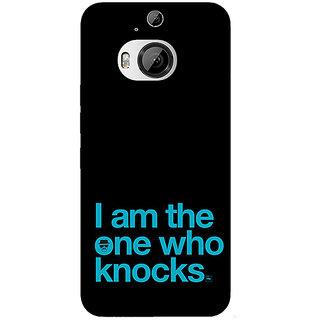 1 Crazy Designer Breaking Bad Heisenberg Back Cover Case For HTC M9 Plus C680410