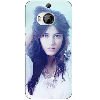 1 Crazy Designer Bollywood Superstar Shruti Hassan Back Cover Case For HTC M9 Plus C680988