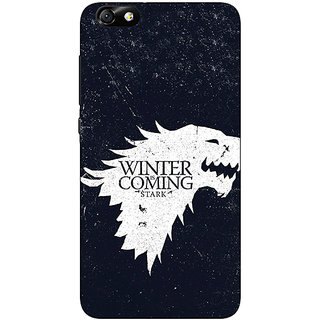 1 Crazy Designer Game Of Thrones GOT House Stark  Back Cover Case For Huwaei Honor 4X C690135