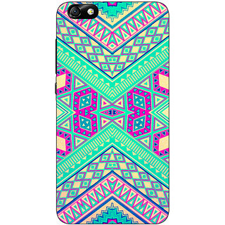 1 Crazy Designer Floral Pattern  Back Cover Case For Huwaei Honor 4X C690669