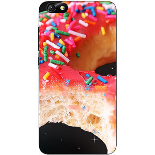 1 Crazy Designer Donut Back Cover Case For Huwaei Honor 4X C690696