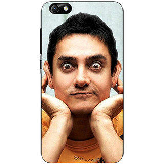 1 Crazy Designer Bollywood Superstar Aamir Khan Back Cover Case For Huwaei Honor 4X C690934
