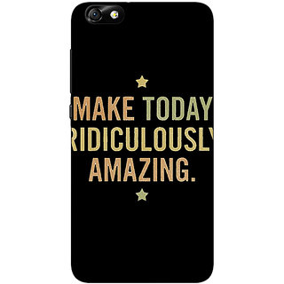 1 Crazy Designer Quotes Beautiful Back Cover Case For Huwaei Honor 4X C691192