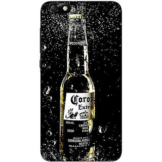1 Crazy Designer Corona Beer Back Cover Case For Huwaei Honor 4X C691232