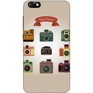 1 Crazy Designer Selfie Back Cover Case For Huwaei Honor 4X C691455