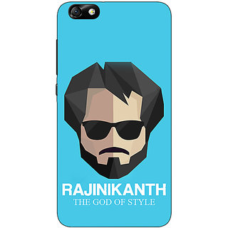 1 Crazy Designer Rajni Rajanikant Back Cover Case For Huwaei Honor 4X C691483