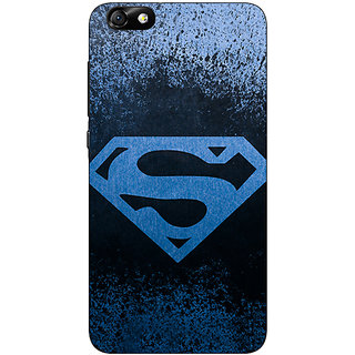 1 Crazy Designer Superheroes Superman Back Cover Case For Huwaei Honor 4X C690393